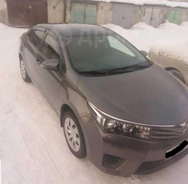 Toyota Corolla, 2014 год, 845 000 руб.