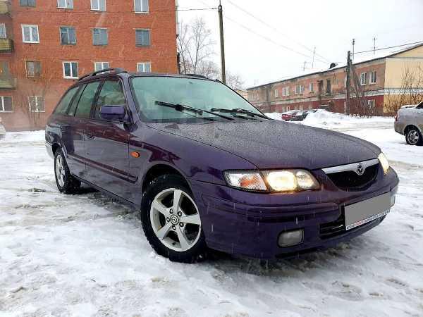 Mazda 626, 1998 год, 230 000 руб.