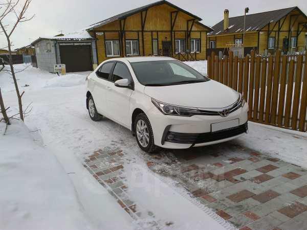 Toyota Corolla, 2018 год, 1 175 000 руб.
