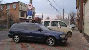 Краснодар Caldina 1996