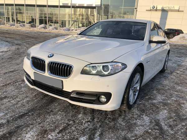 BMW 5-Series, 2013 год, 1 270 000 руб.