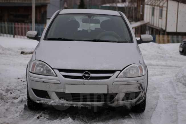 Opel Corsa, 2003 год, 150 000 руб.