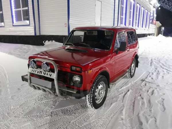 Лада 4x4 2121 Нива, 1993 год, 155 000 руб.