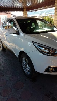 Зерноград Hyundai ix35 2014