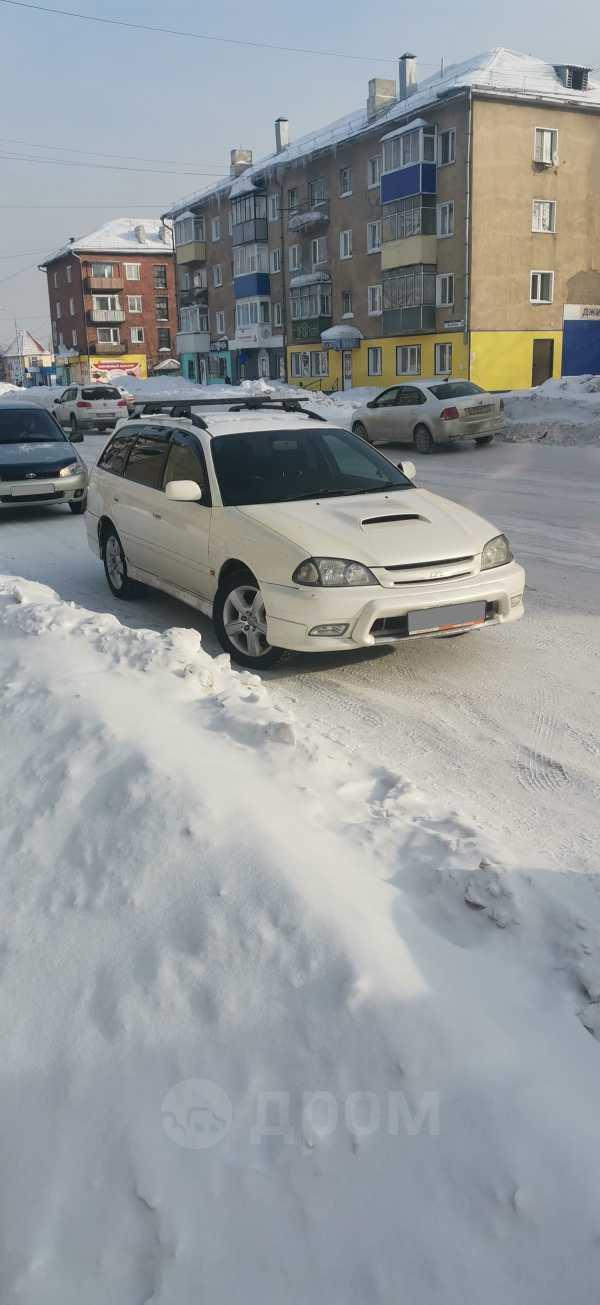 Toyota Caldina, 2001 год, 450 000 руб.