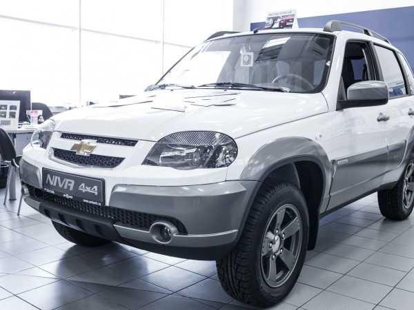 Chevrolet Niva, 2019 год, 787 000 руб.