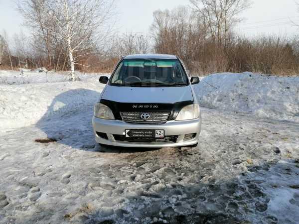 Toyota Nadia, 2001 год, 335 000 руб.