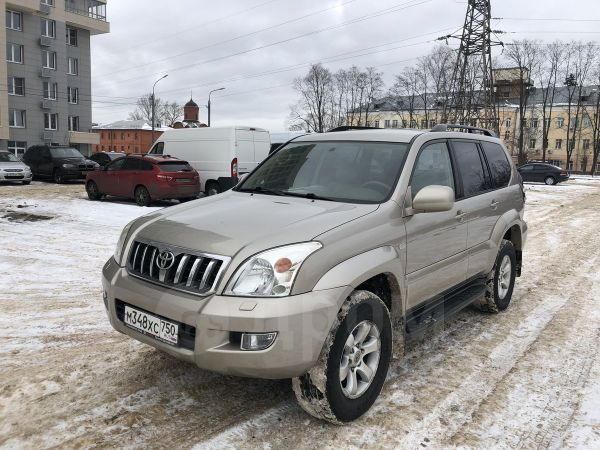 Toyota Land Cruiser Prado, 2003 год, 1 050 000 руб.