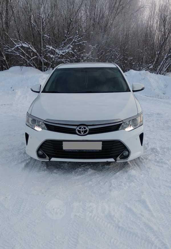Toyota Camry, 2015 год, 1 100 000 руб.