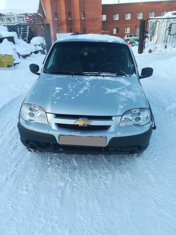 Chevrolet Niva, 2016 год, 450 000 руб.