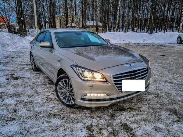 Hyundai Genesis, 2015 год, 960 000 руб.