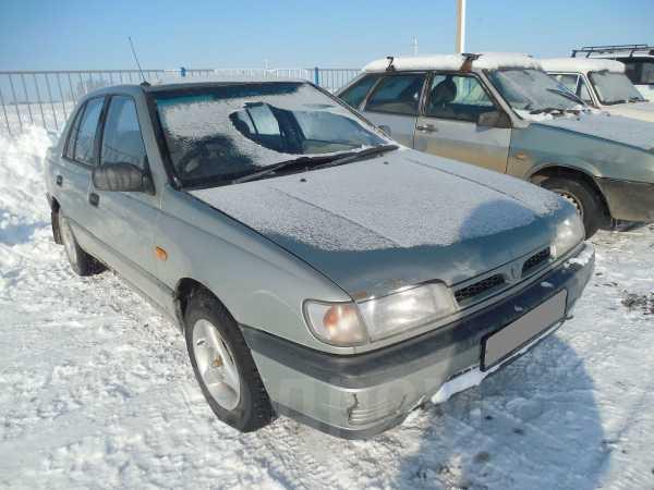 Nissan Pulsar, 1991 год, 80 000 руб.