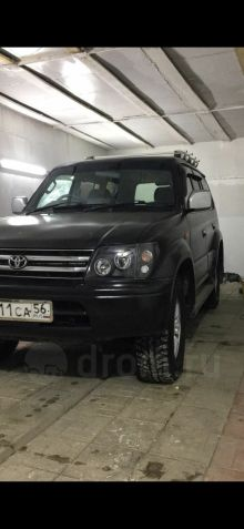 Орск Land Cruiser Prado
