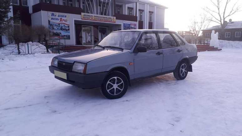 Лада 21099, 2002 год, 75 555 руб.