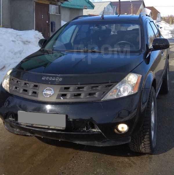 Nissan Murano, 2003 год, 200 000 руб.