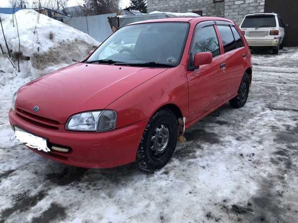 Toyota Starlet, 1998 год, 150 000 руб.