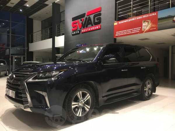 Lexus LX450d, 2018 год, 5 600 000 руб.