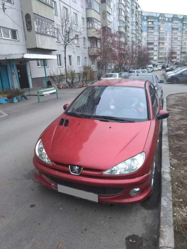 Peugeot 206, 2006 год, 200 000 руб.
