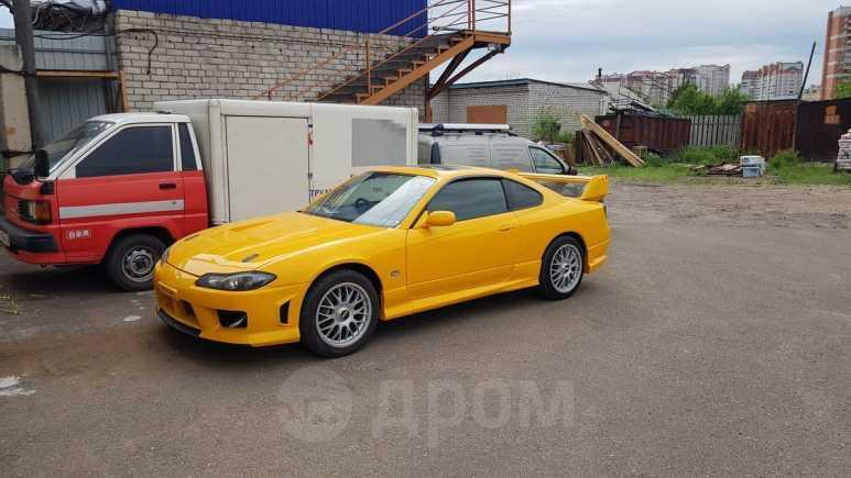 Nissan Silvia, 1999 год, 1 600 000 руб.
