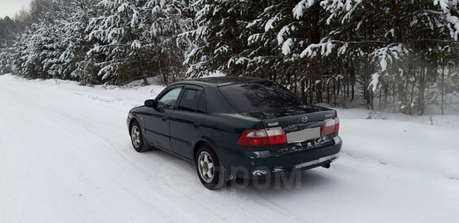 Mazda 626, 2001 год, 200 000 руб.