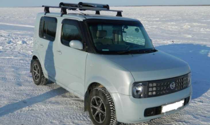 Nissan Cube, 2003 год, 272 000 руб.