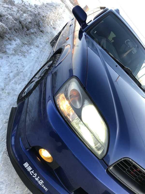 Subaru Legacy, 2002 год, 370 000 руб.