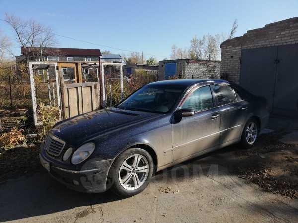 Mercedes-Benz E-Class, 2002 год, 445 000 руб.