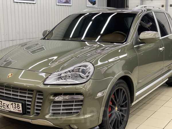Porsche Cayenne, 2007 год, 2 000 000 руб.