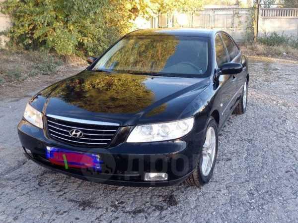 Hyundai Grandeur, 2007 год, 495 000 руб.