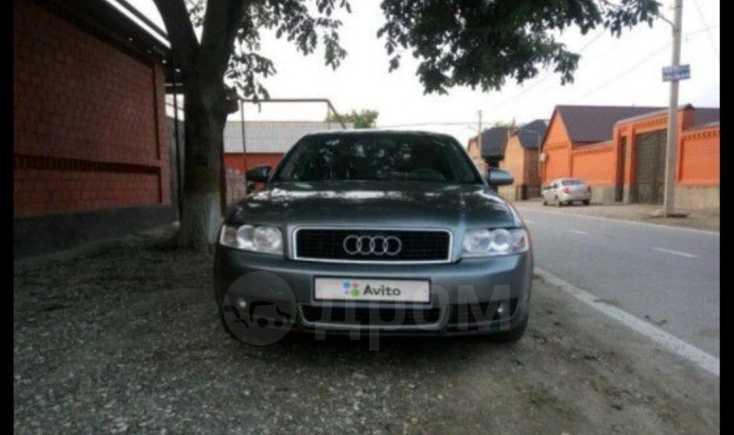 Audi A4, 2001 год, 285 000 руб.
