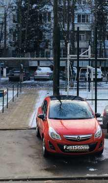 Краснодар Opel Corsa 2012