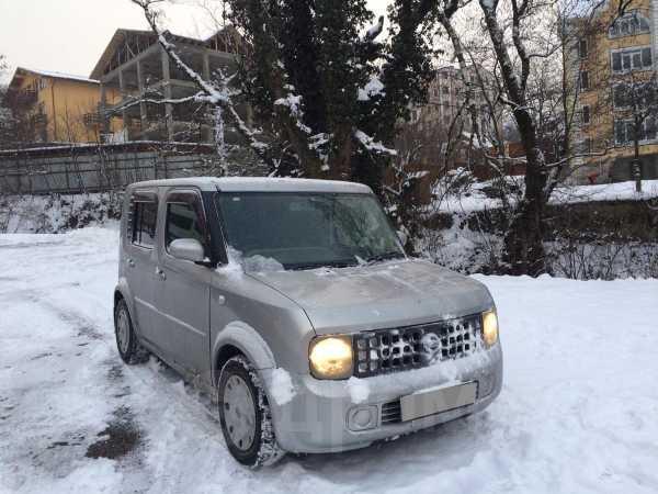 Nissan Cube, 2003 год, 215 000 руб.