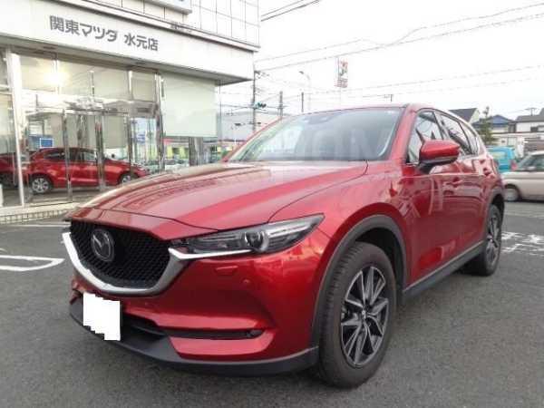 Mazda CX-5, 2017 год, 1 370 000 руб.