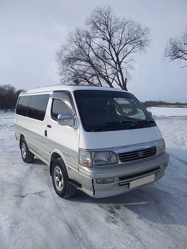 Toyota Hiace, 1996 год, 550 000 руб.