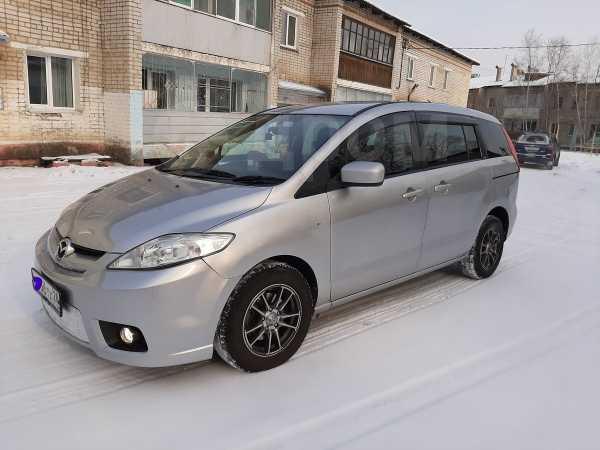 Mazda Premacy, 2006 год, 420 000 руб.
