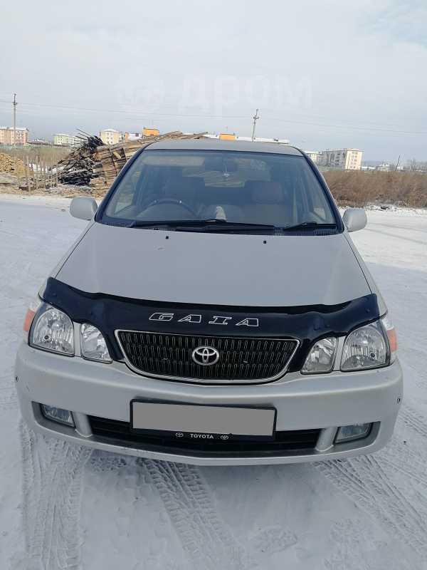 Toyota Gaia, 2002 год, 400 000 руб.