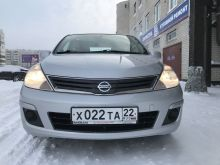 Барнаул Nissan Tiida 2012
