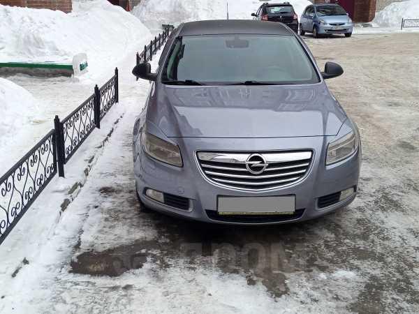 Opel Insignia, 2008 год, 500 000 руб.