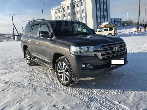 Toyota Land Cruiser, 2015 год, 3 500 000 руб.