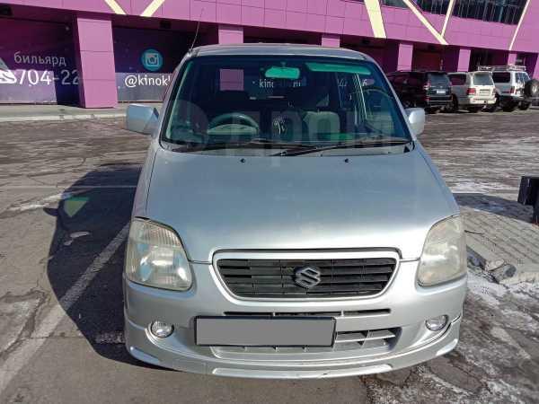 Suzuki Wagon R Solio, 2002 год, 159 000 руб.