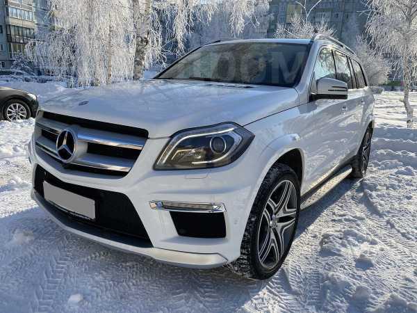 Mercedes-Benz GL-Class, 2014 год, 2 220 000 руб.