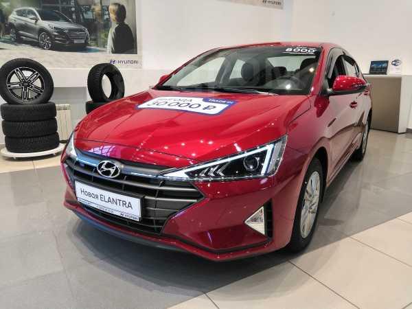 Hyundai Elantra, 2019 год, 1 306 000 руб.