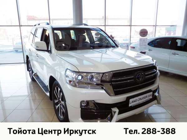 Toyota Land Cruiser, 2019 год, 5 935 000 руб.