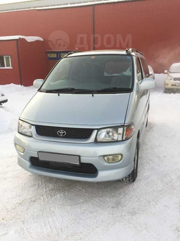 Toyota Hiace Regius, 1997 год, 450 000 руб.