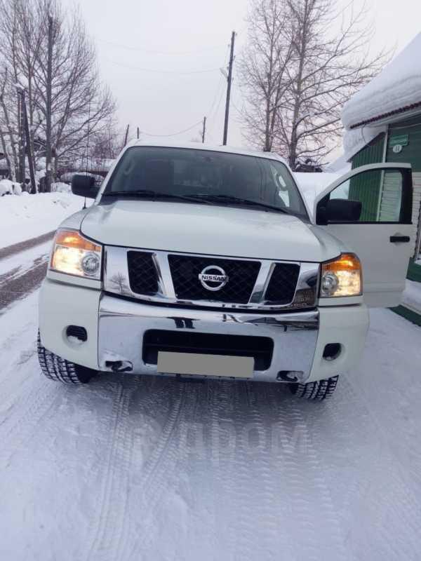 Nissan Titan, 2011 год, 1 300 000 руб.
