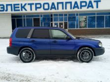 Уфа Forester 2002
