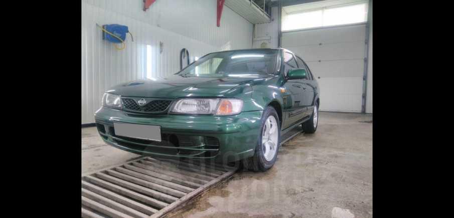 Nissan Almera, 1999 год, 160 000 руб.