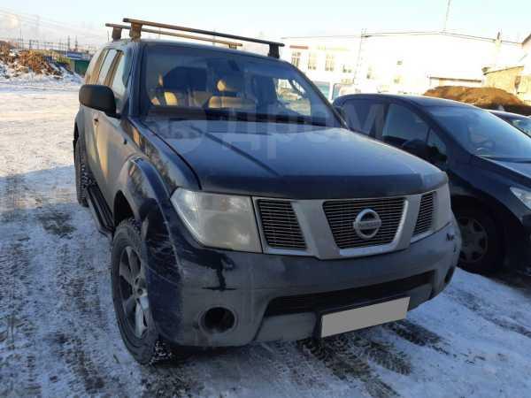 Nissan Pathfinder, 2007 год, 350 000 руб.