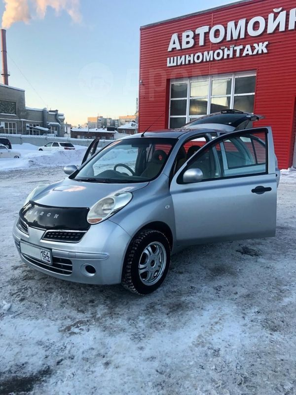 Nissan March, 2007 год, 285 000 руб.