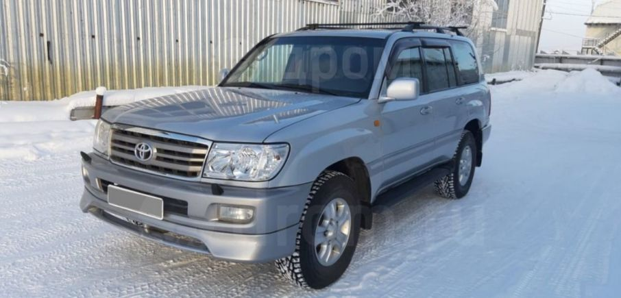 Toyota Land Cruiser, 2006 год, 1 475 000 руб.